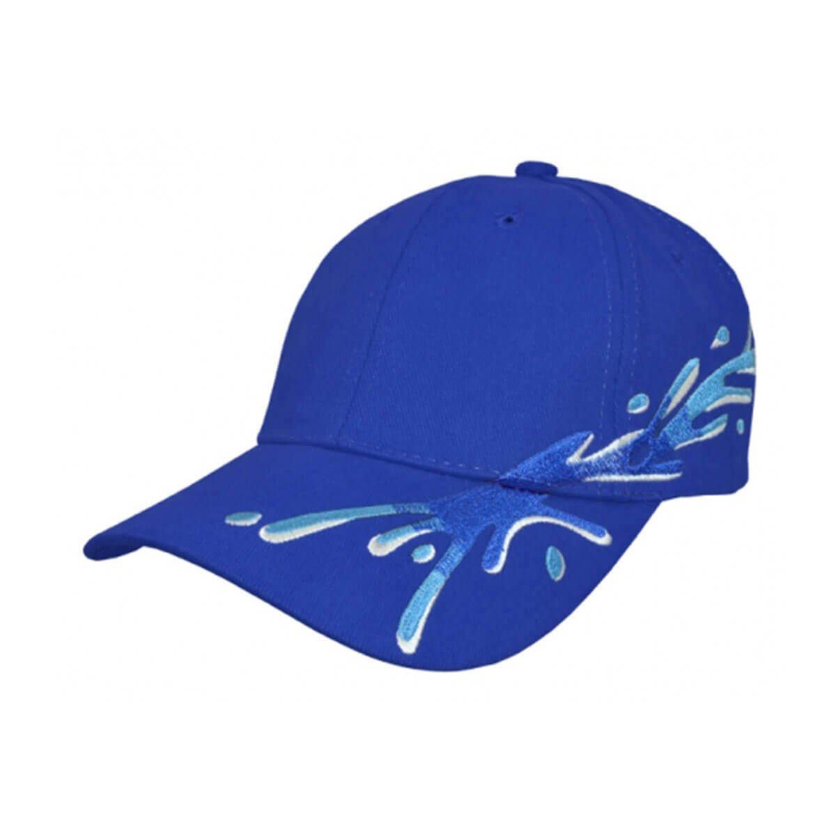 Splash Cap-Royal / Royal / Sky / White