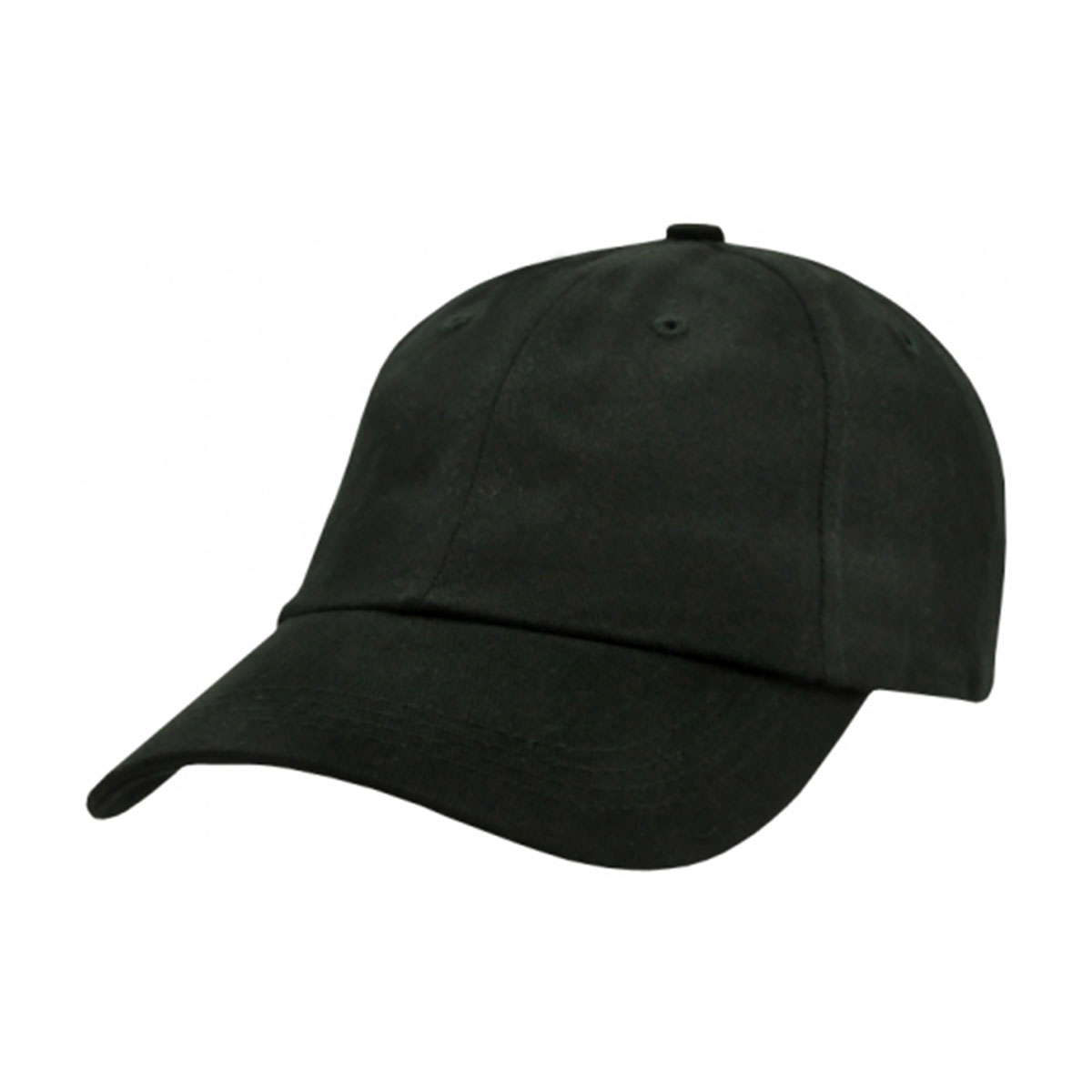 Unstructured HBC Cap-Black