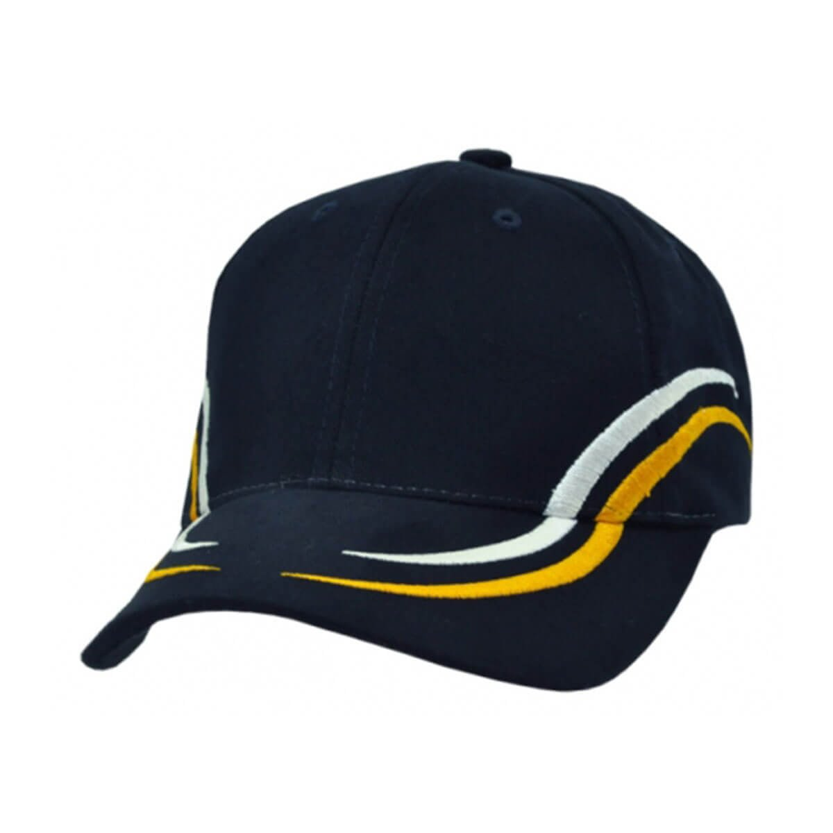Langdon Cap-Navy / White / Aussie Gold