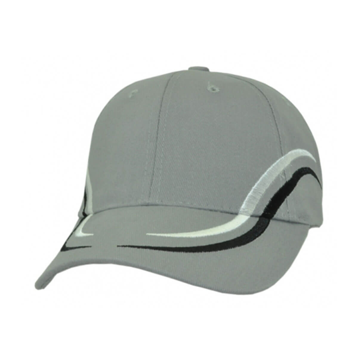 Langdon Cap-Deep Grey / White / Black