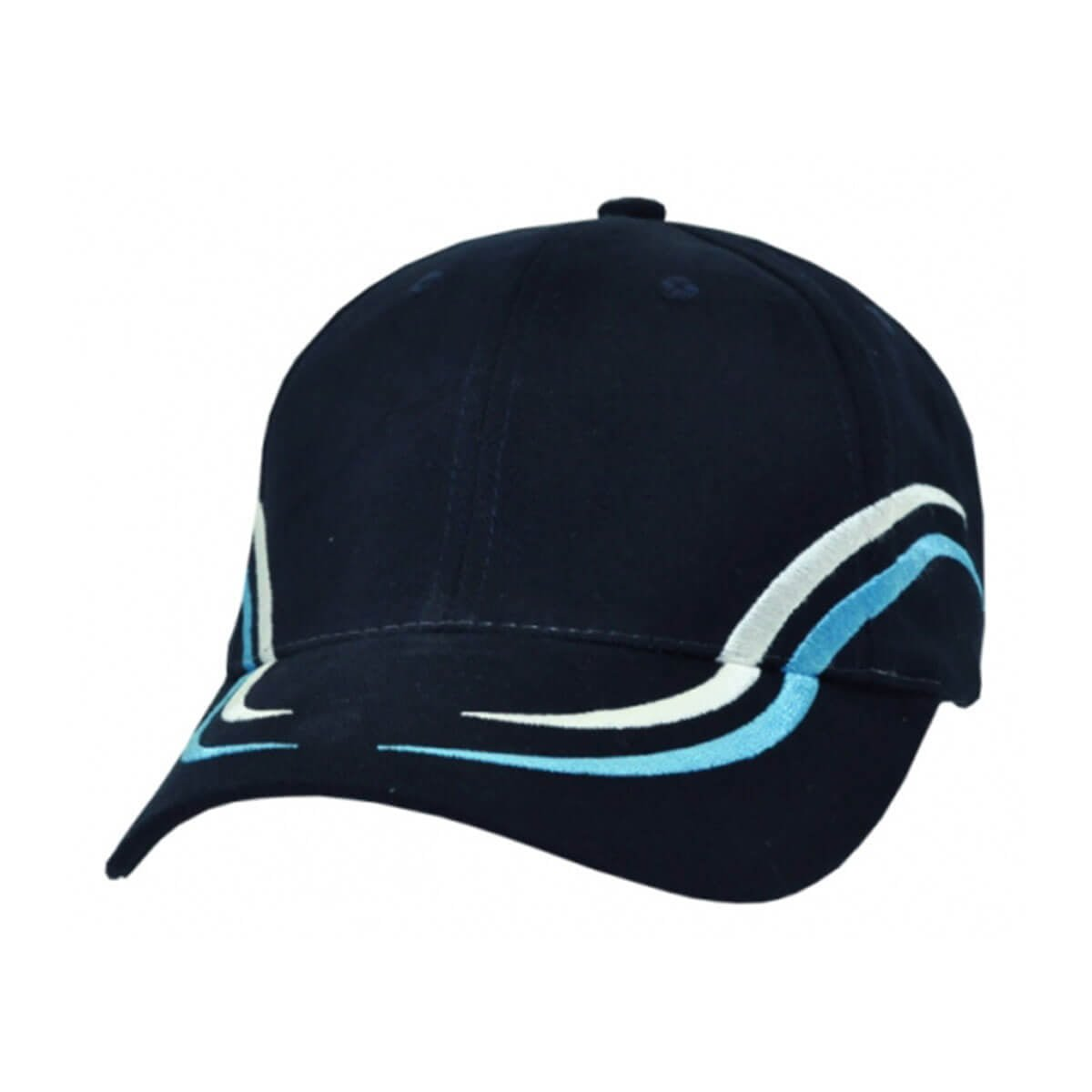 Langdon Cap-Navy / White / Sky