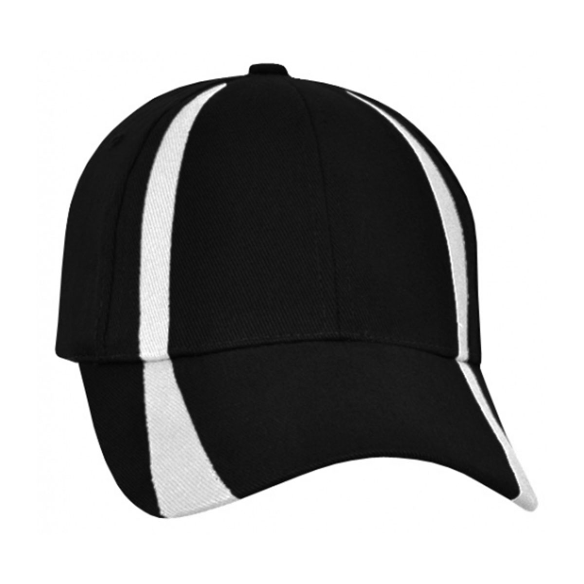 Madison Cap-Black / White