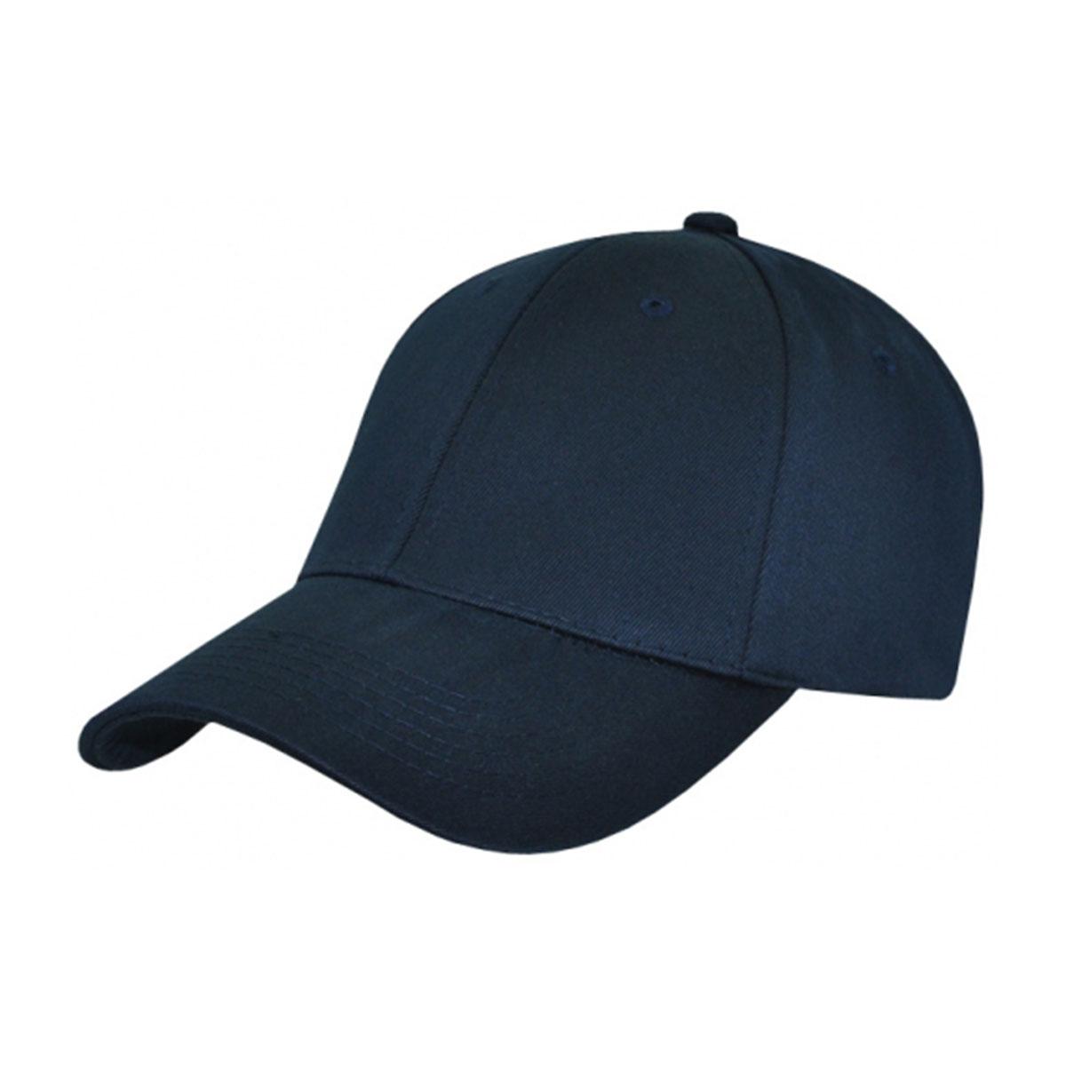 Organic Cotton Cap-Navy
