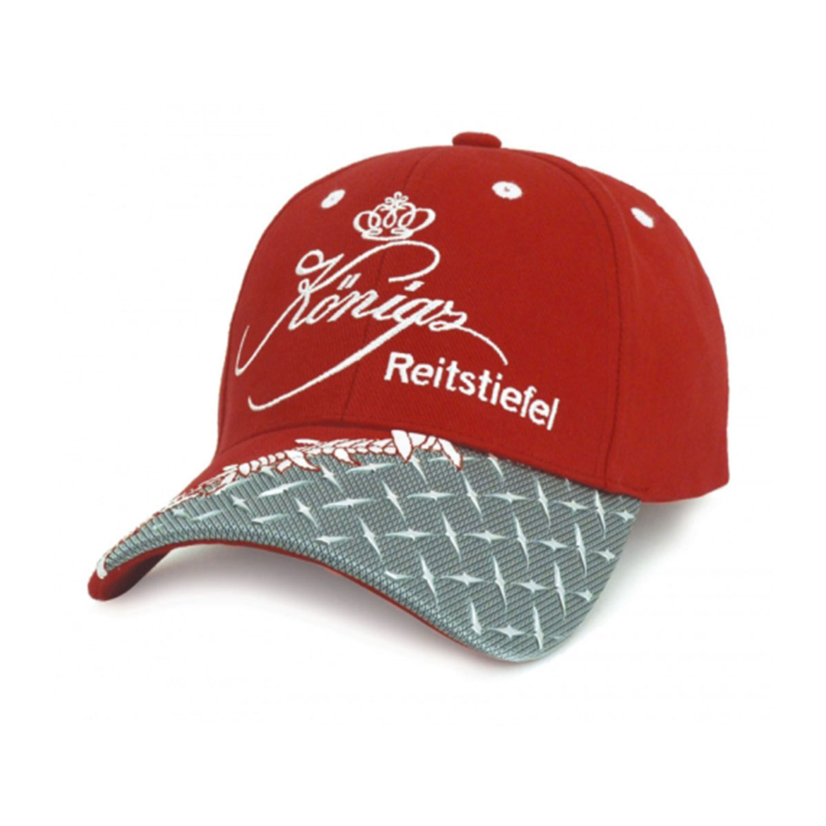 Asphalt Cap-Red