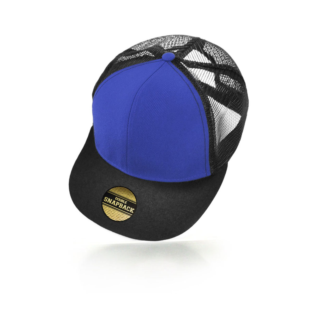 Snap-Royal / black