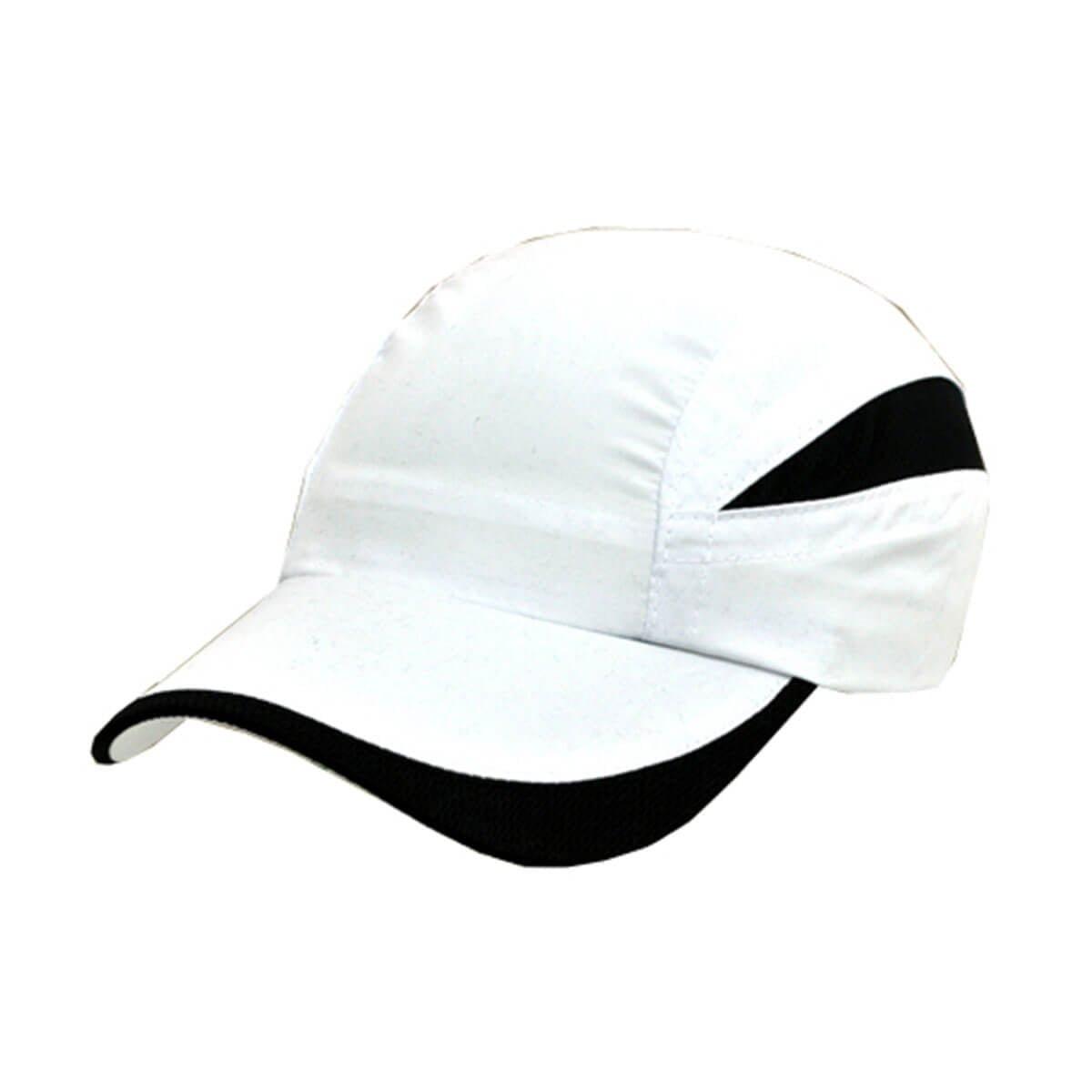 Summit Cap-White / Black