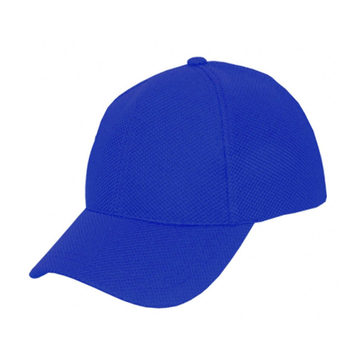 PQ Mesh Plain Sandwich Design Cap-Royal