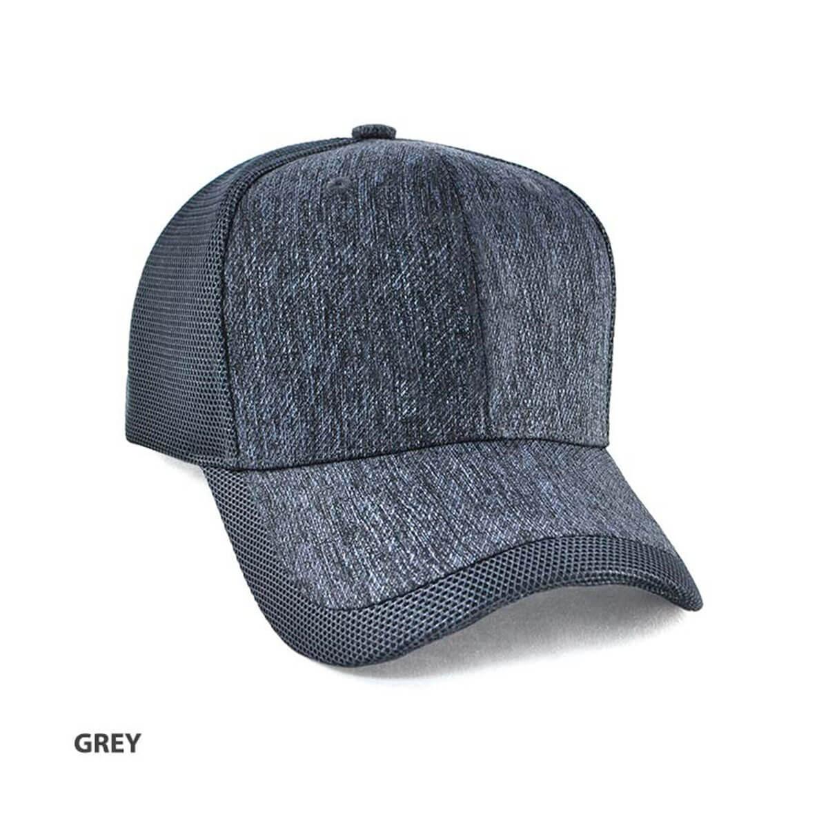 Cazamataz Cap-Grey
