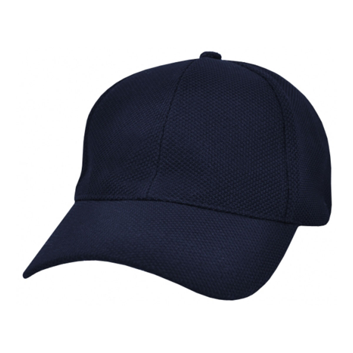 PQ Mesh Fitted Cap-Navy