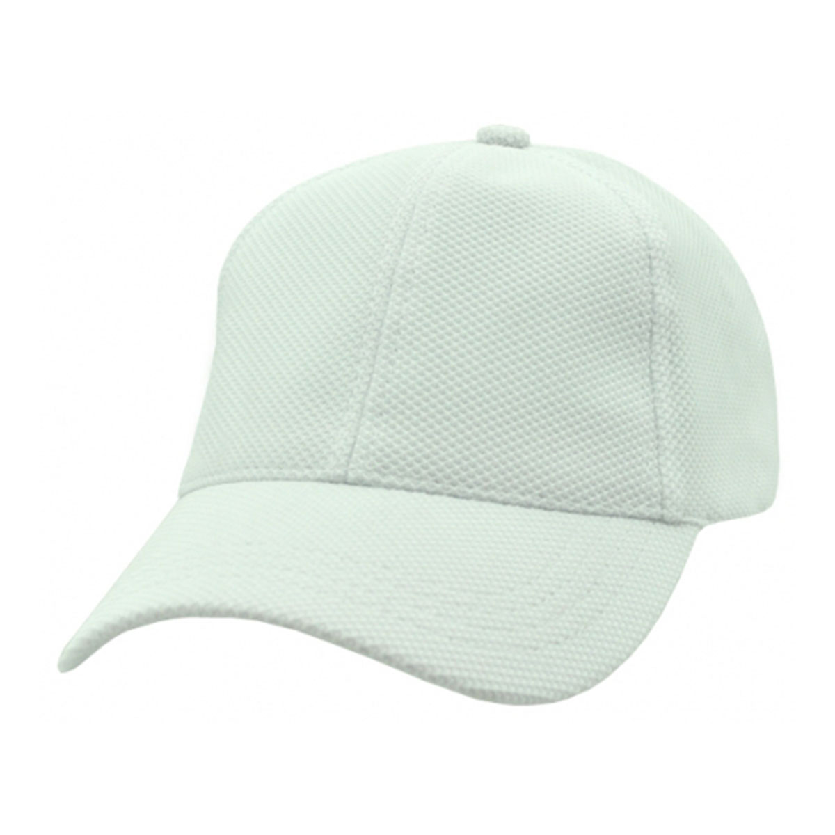 PQ Mesh Fitted Cap-White