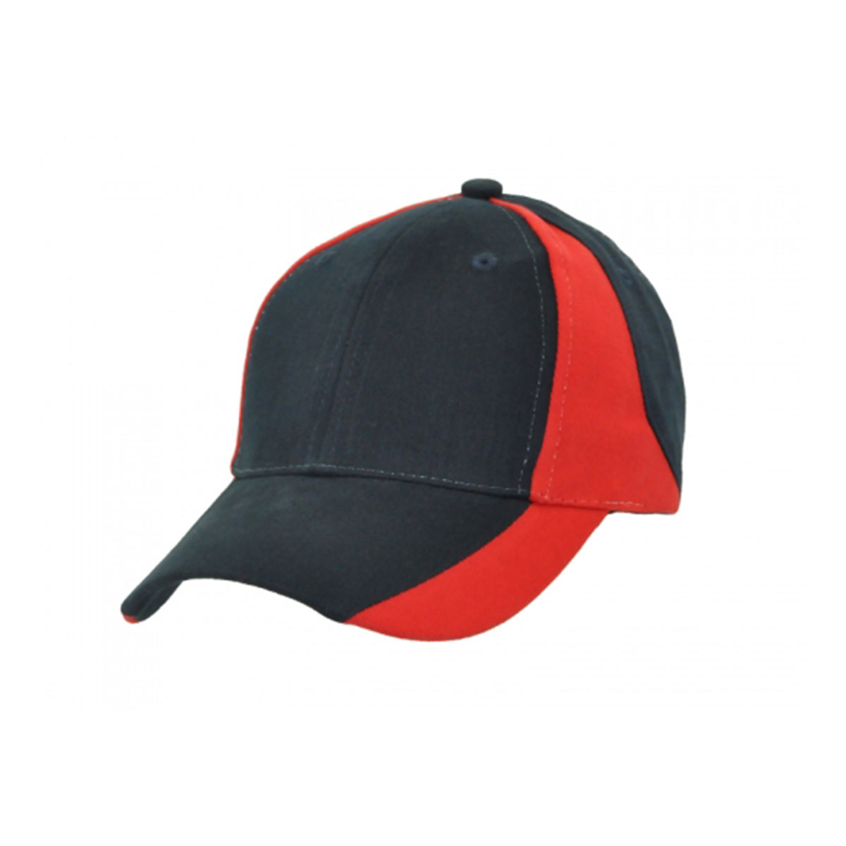 Vertek Cap-Black / Red