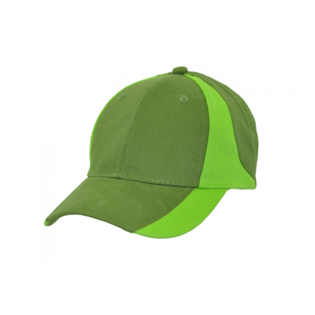 Vertek Cap-Olive / Lime