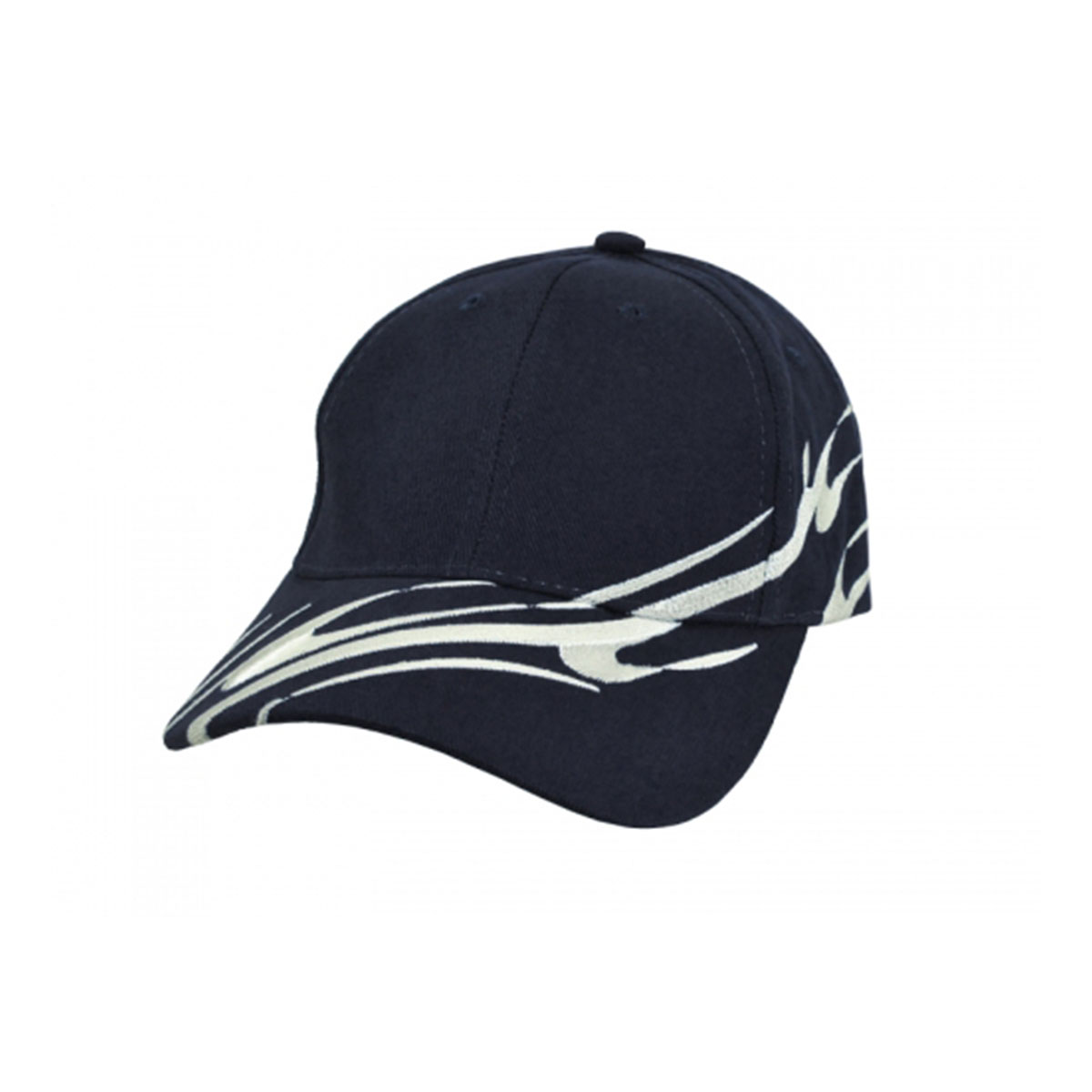 Wave Cap-Navy / White