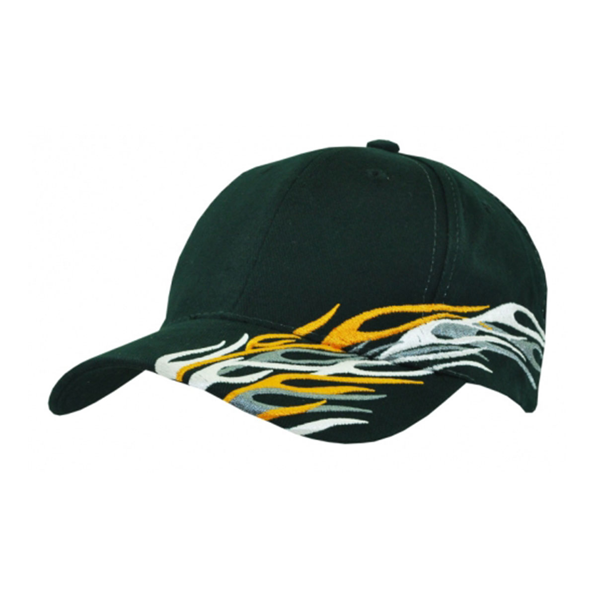 Cyclone Cap-Bottle / White / Grey / Gold