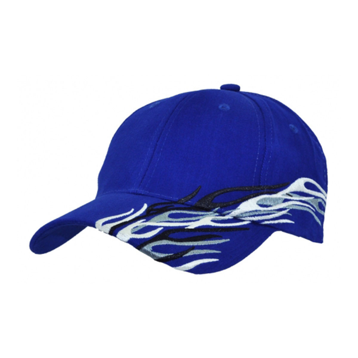 Cyclone Cap-Royal / White / Grey / Black
