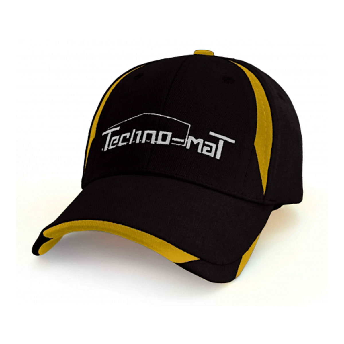 Nevada Cap-Black / Aussie Gold
