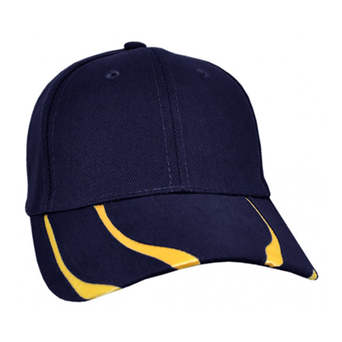Striker Cap-Navy / Gold