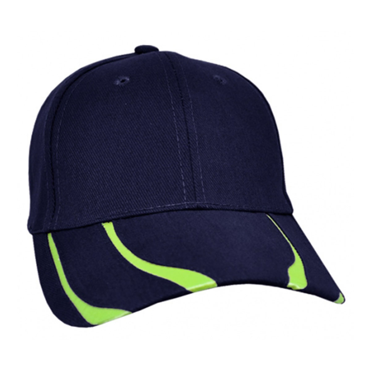 Striker Cap-Navy / Lime