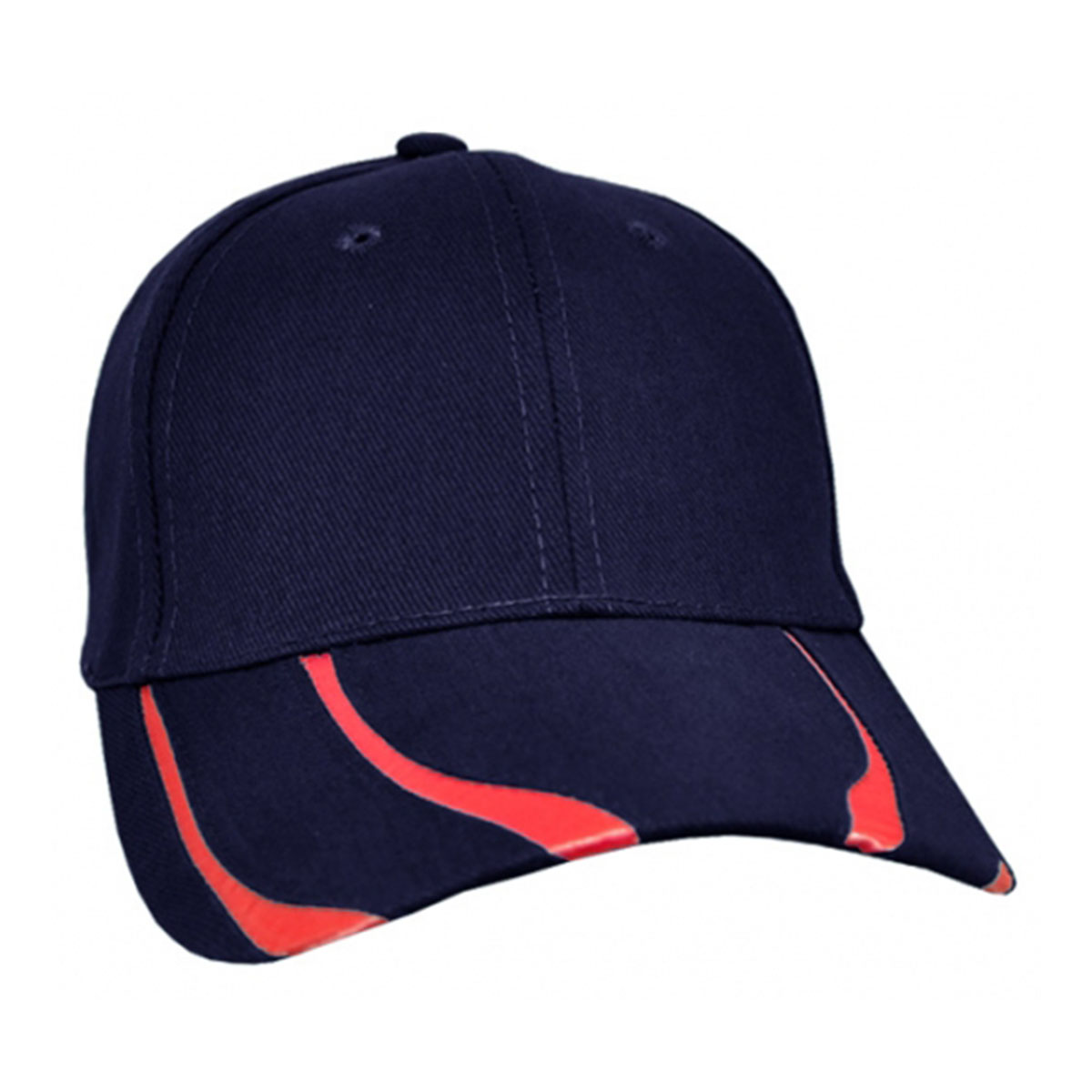 Striker Cap-Navy / Red