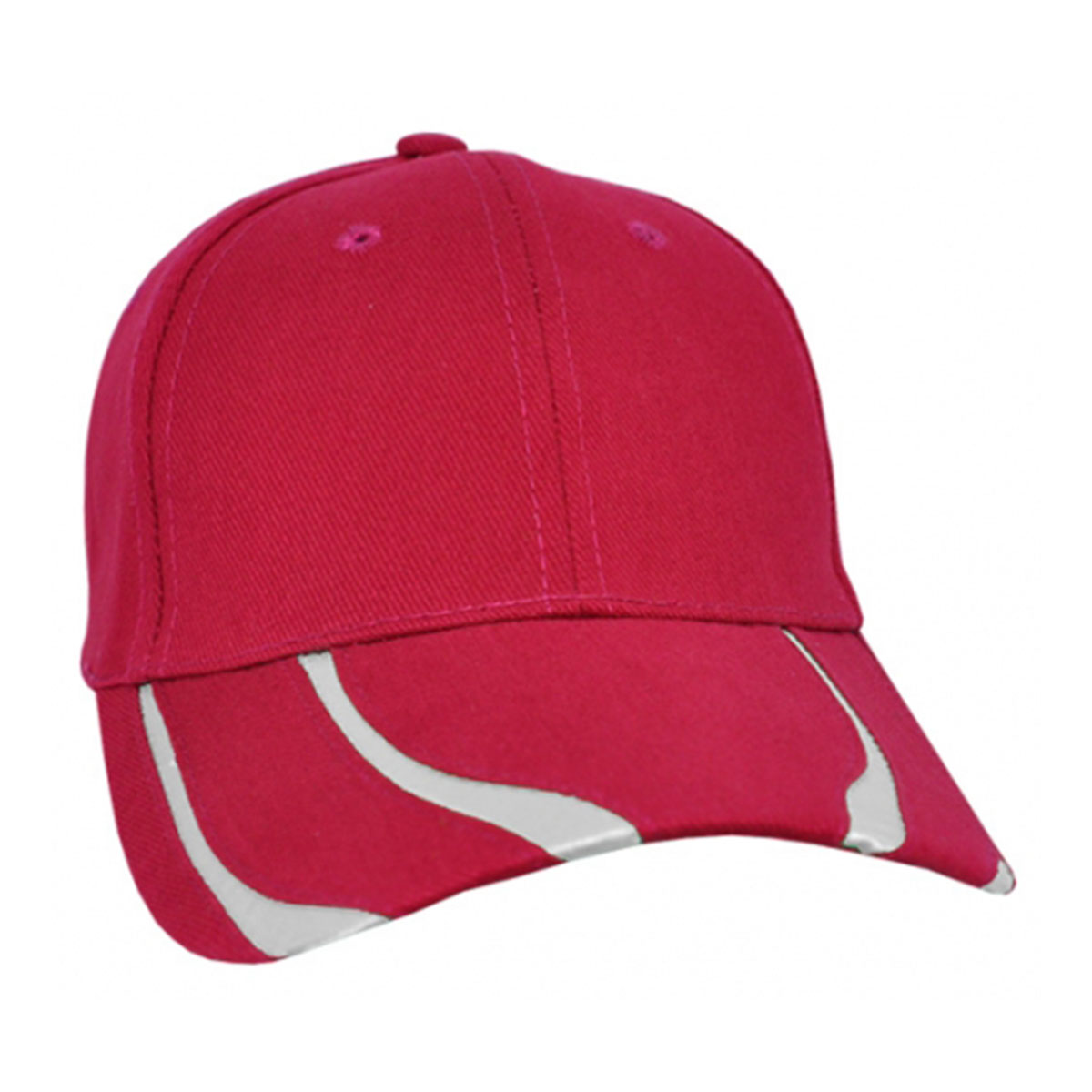 Striker Cap-Red / White