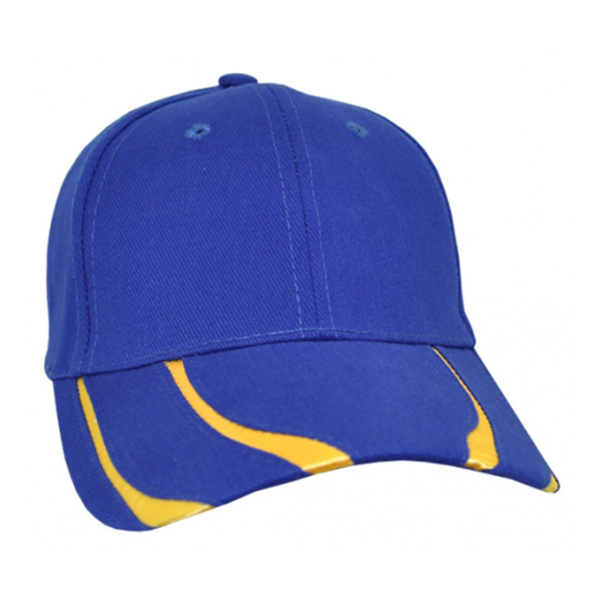 Striker Cap-Royal / Gold