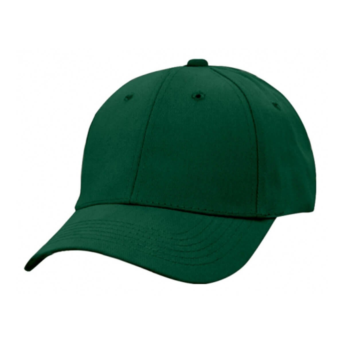Heavy Brushed Cotton Cap-Bottle