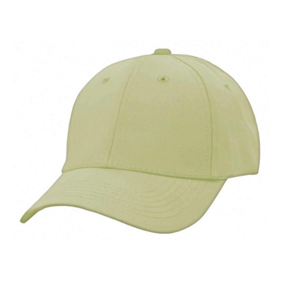 Heavy Brushed Cotton Cap-Natural