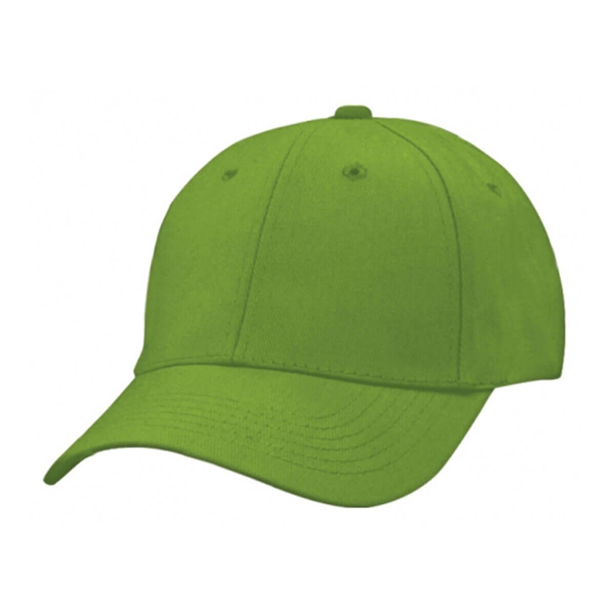 Heavy Brushed Cotton Cap-Olive