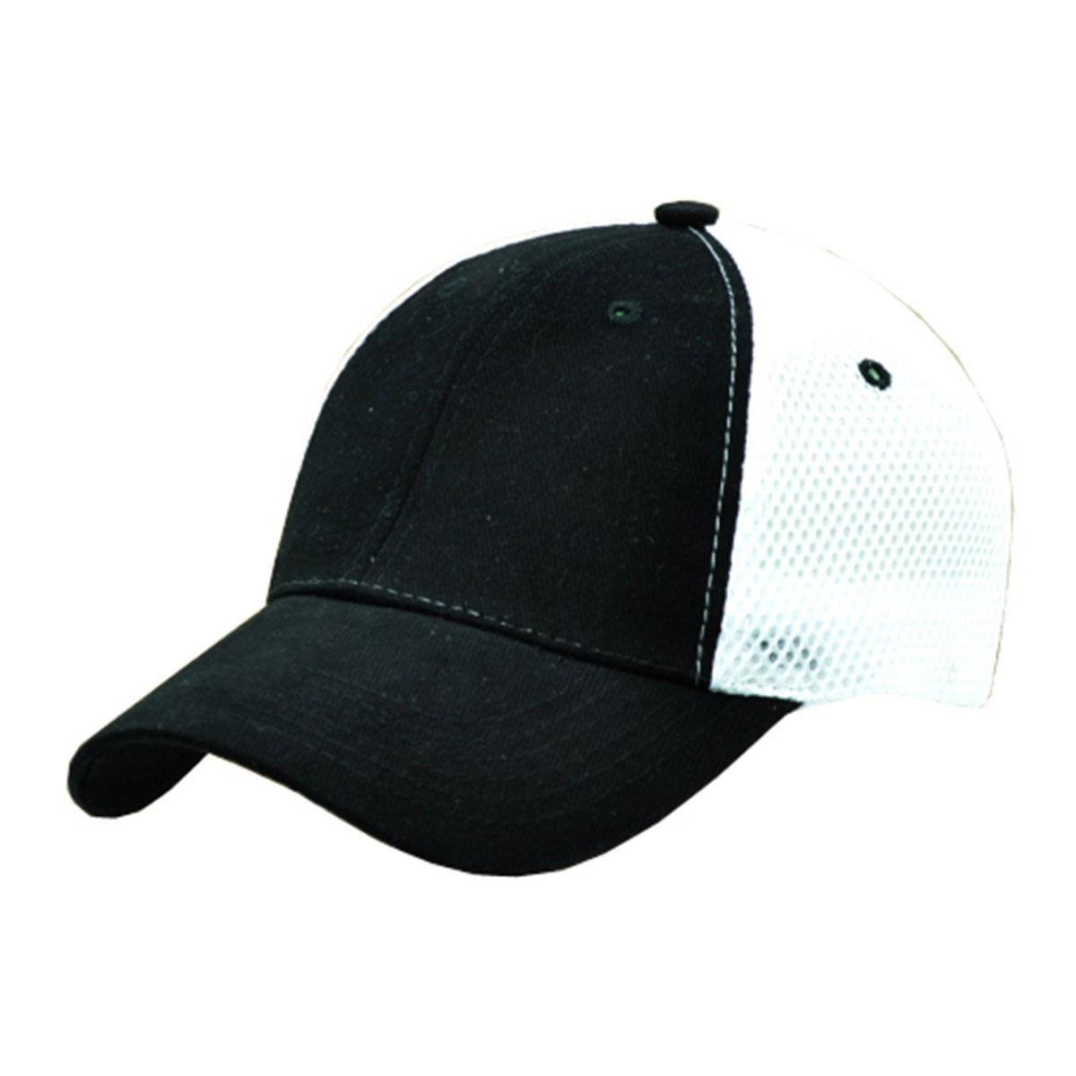 Hohner Cap-Black / White