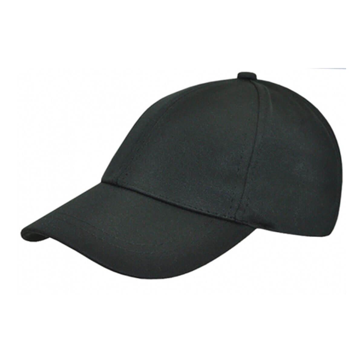100% Coolde Cap-Black