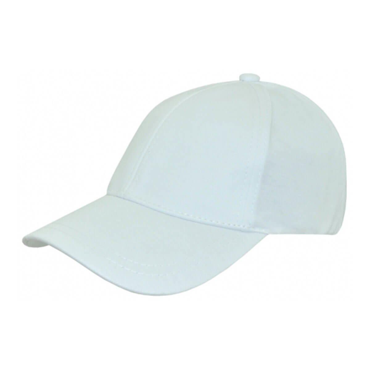 100% Coolde Cap-White