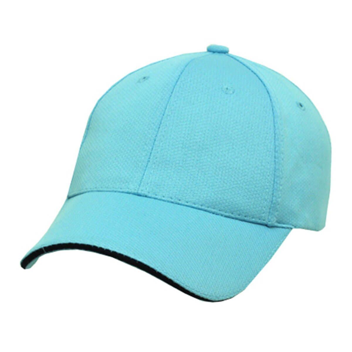 100% RPET Cap-Sky / Navy