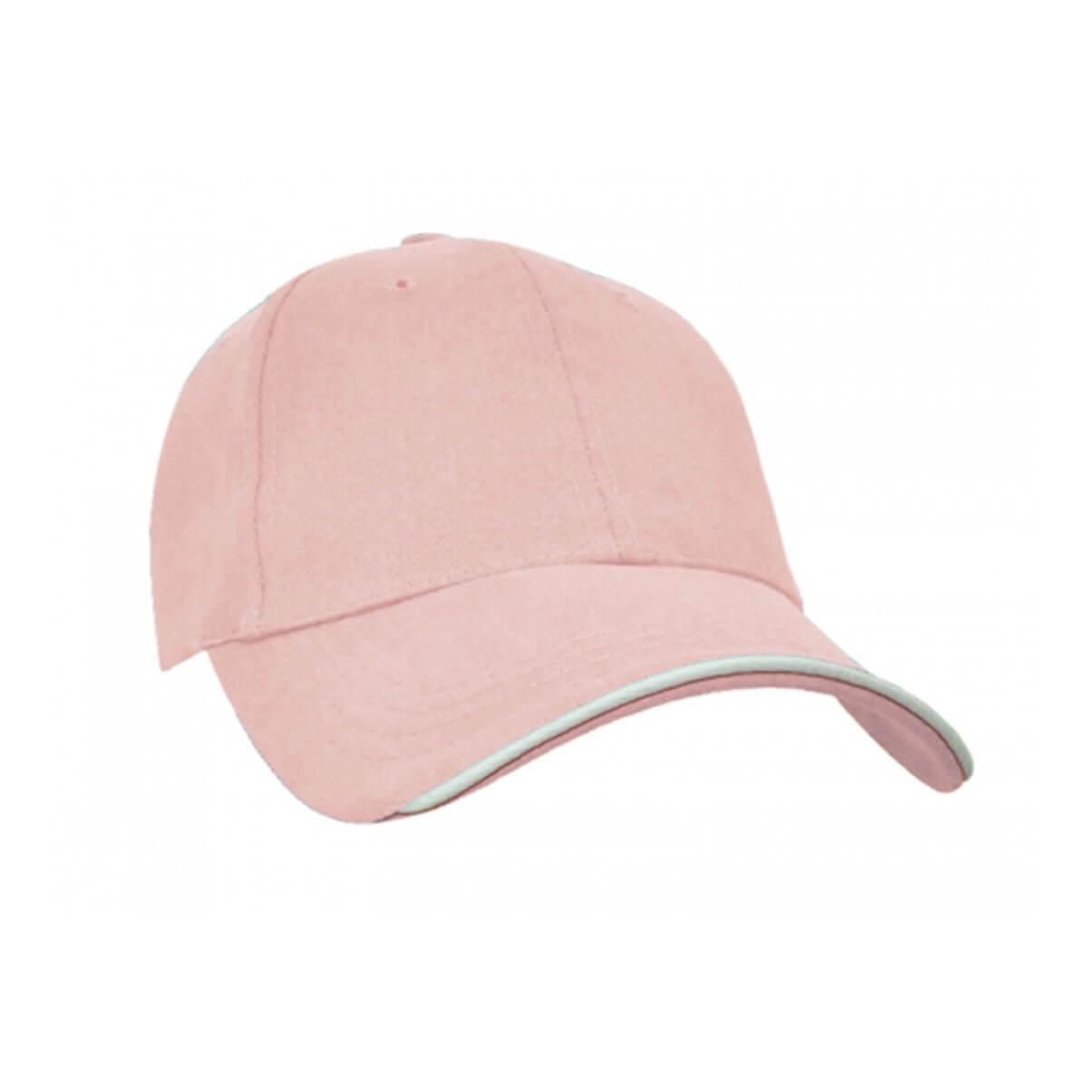 Navigator Cap-Pink / White / Pink