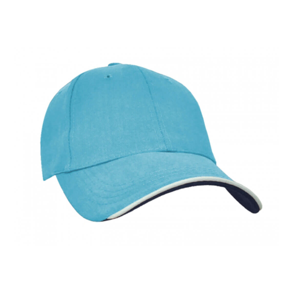 Navigator Cap-Sky / White / Navy