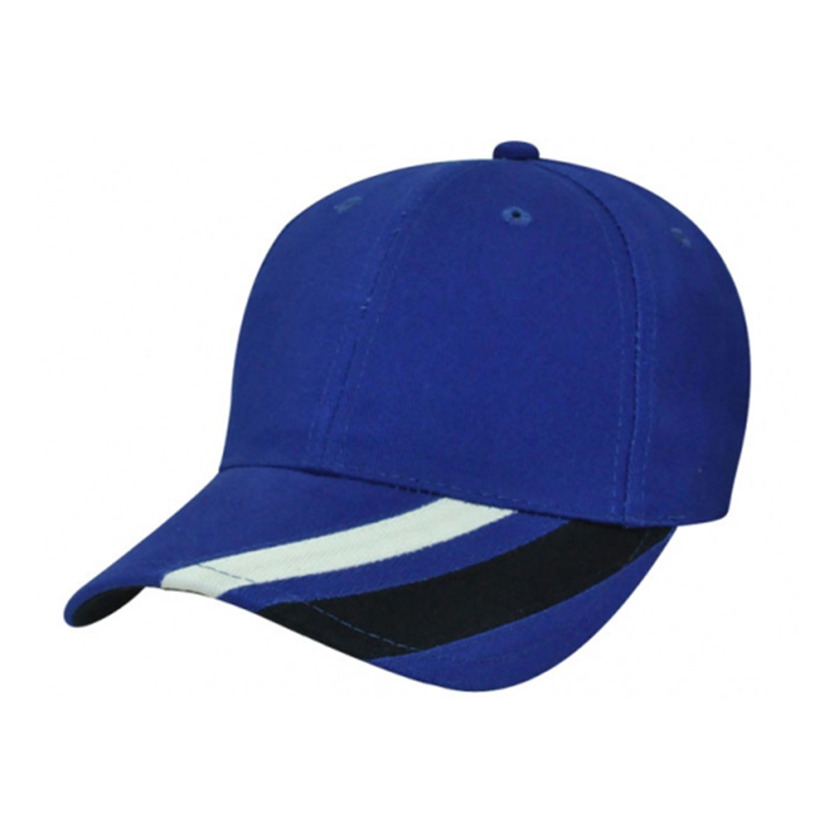 Metric Cap-Royal / White / Navy
