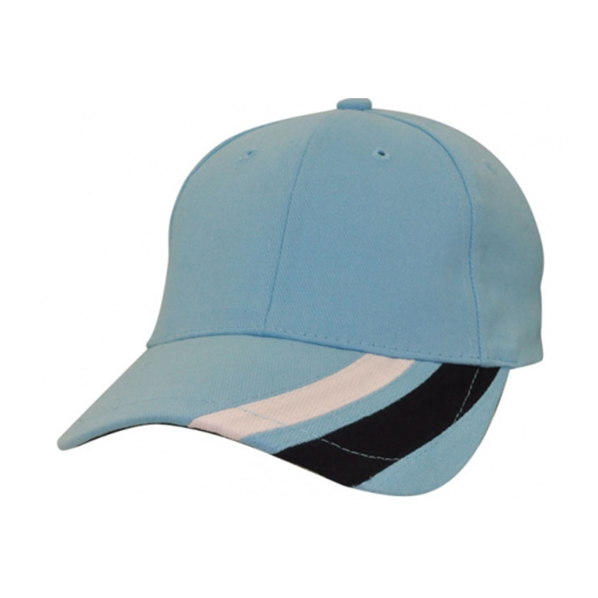 Metric Cap-Sky / White / Navy