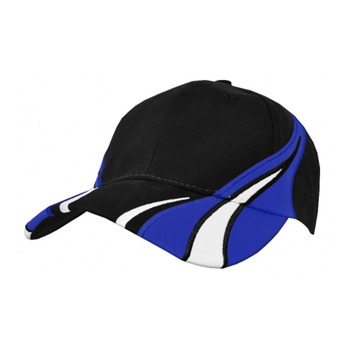 Viper Cap-Black / White / Royal