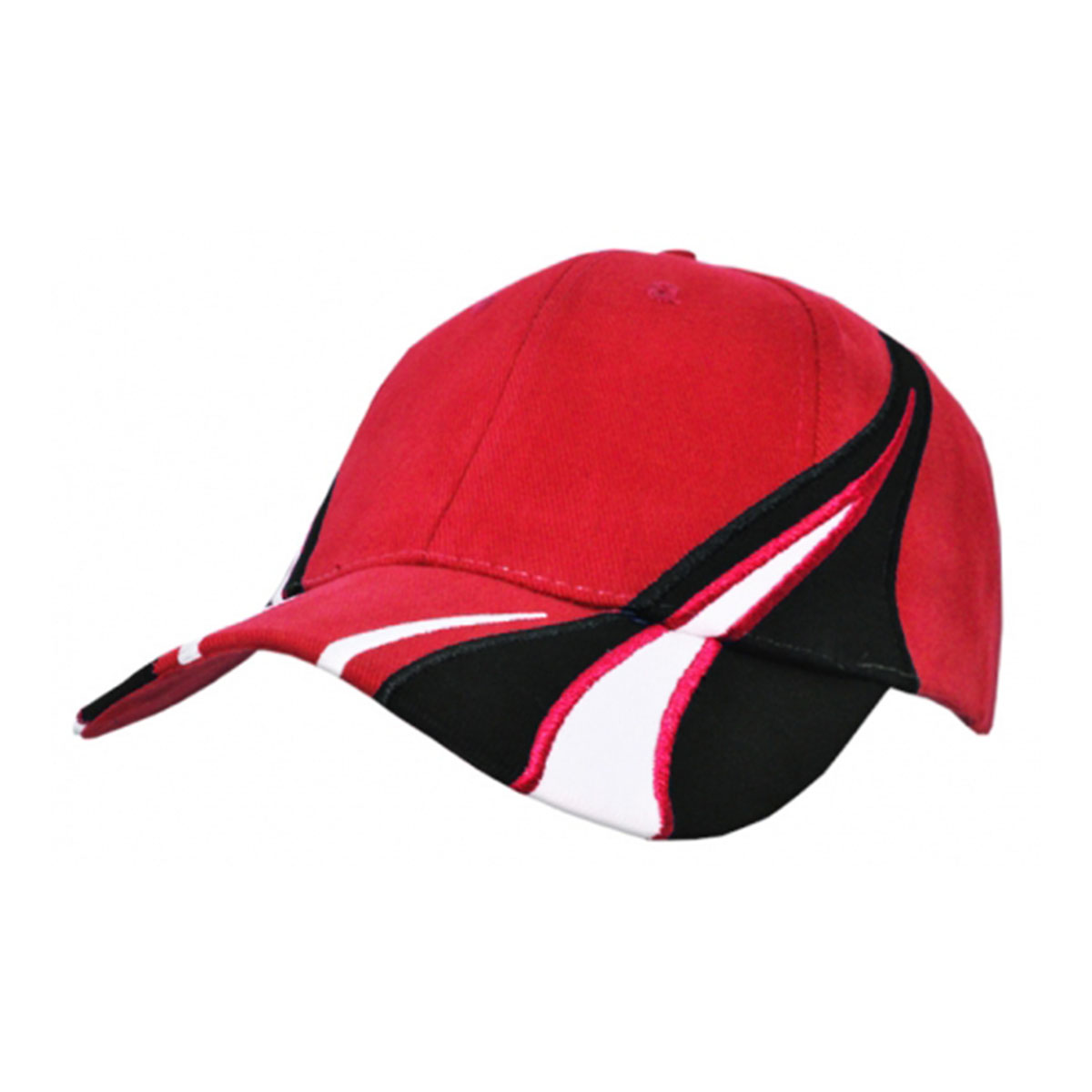Viper Cap-Red / White / Black