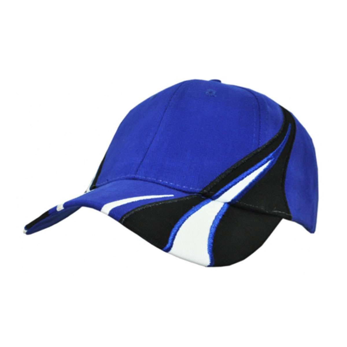 Viper Cap-Royal / White / Black