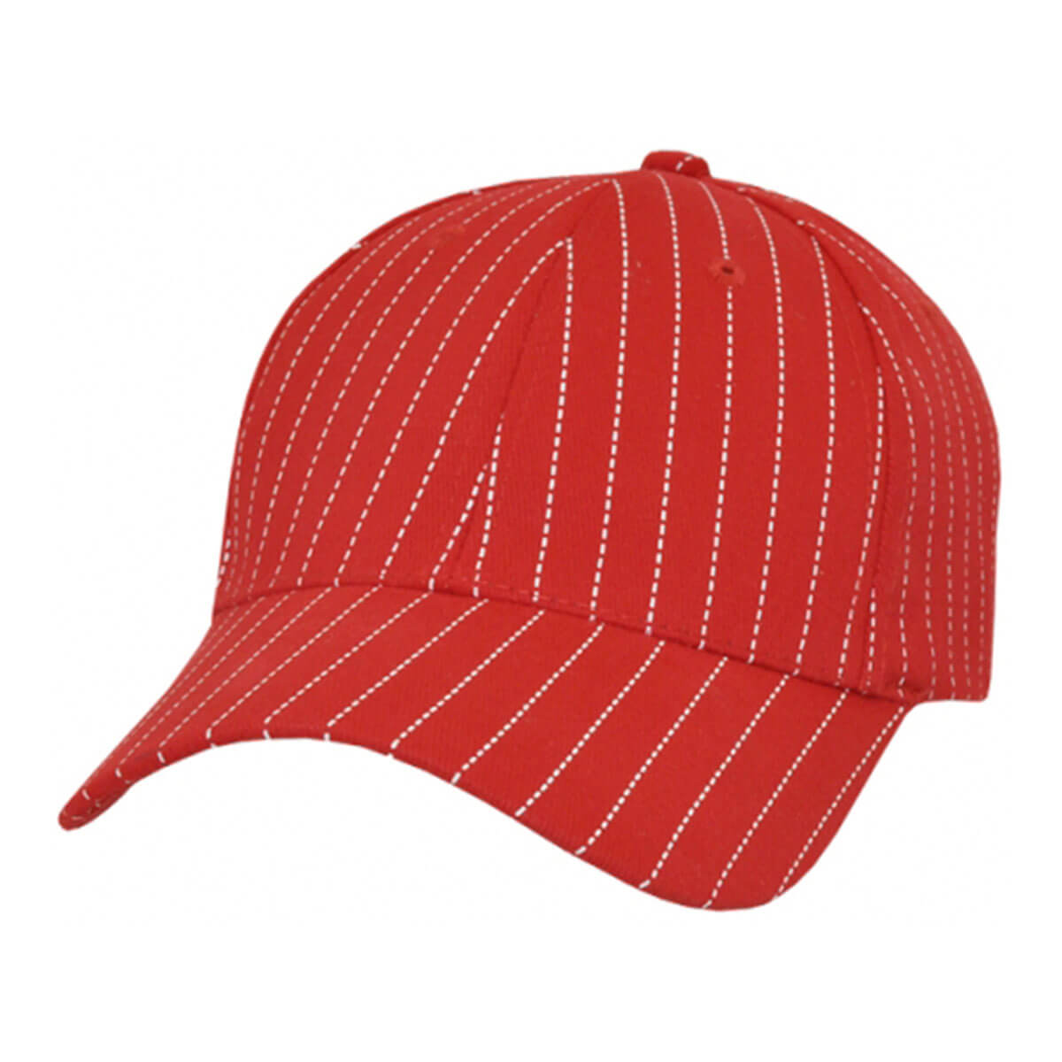 Executive Cap-Red / White
