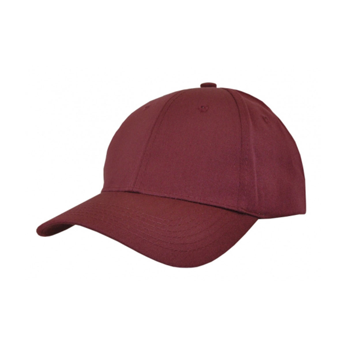 School Sports Cap-Maroon