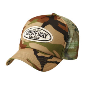 Camouflage Truck Cap