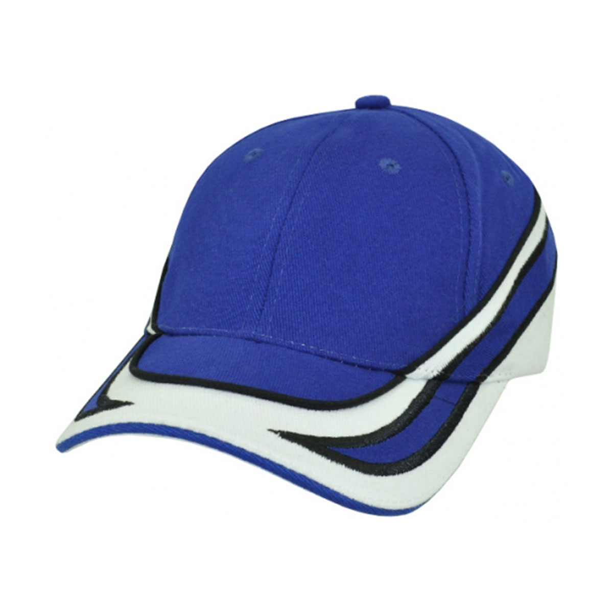 Emporer Cap-Royal / Black / White