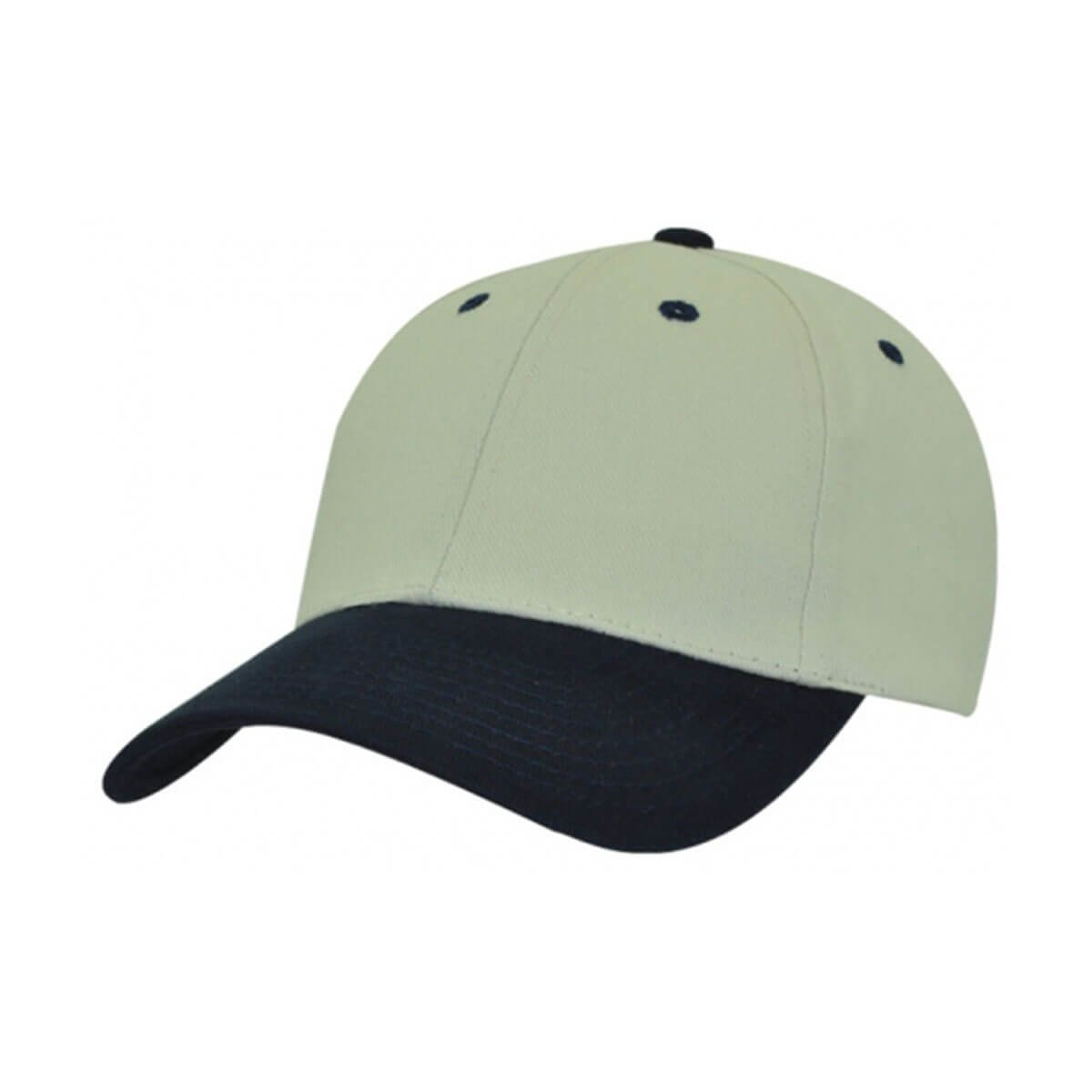 HBC Two-Tone Cap-Natural / Navy