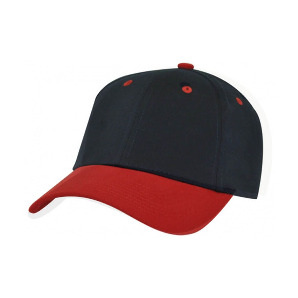 HBC Two-Tone Cap-Navy / Red