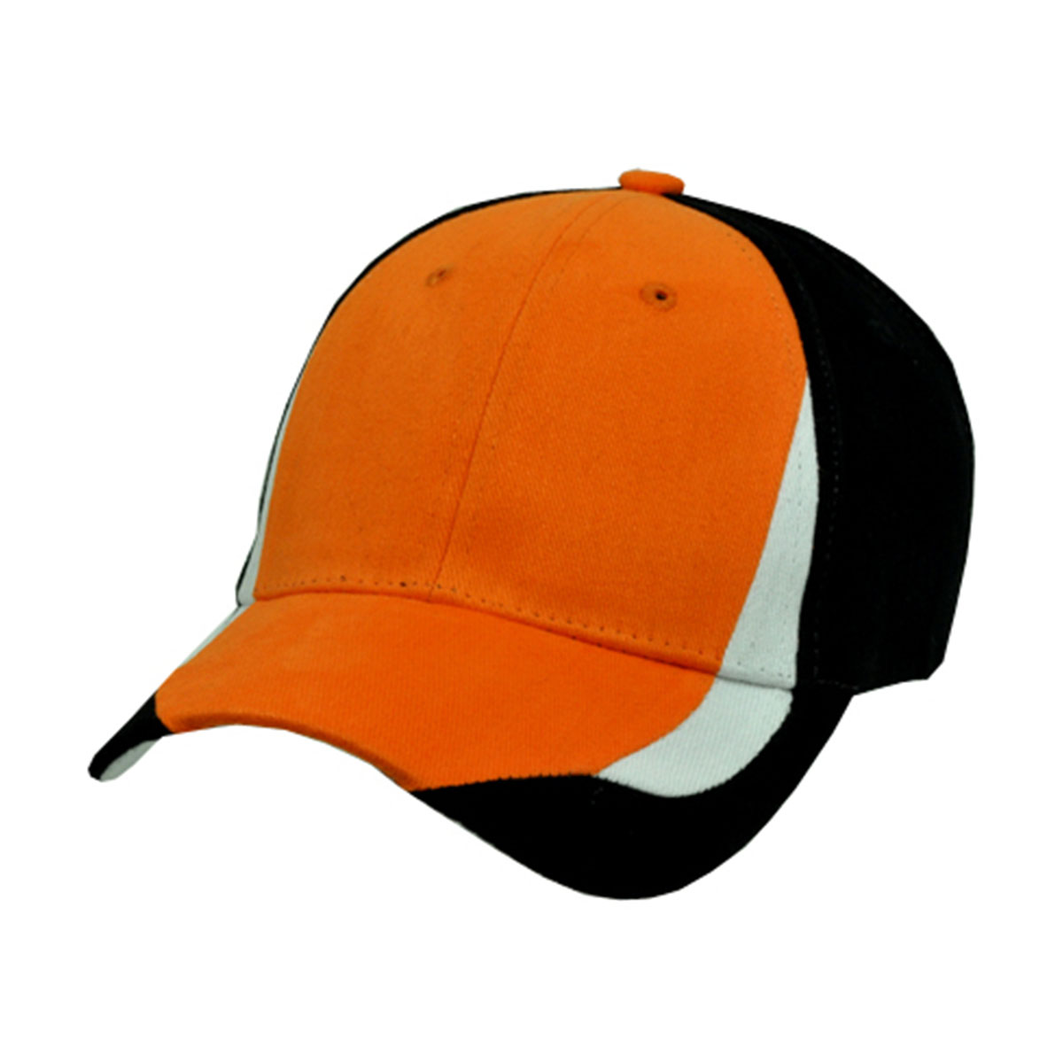 Tribeca Cap-Orange / White / Black