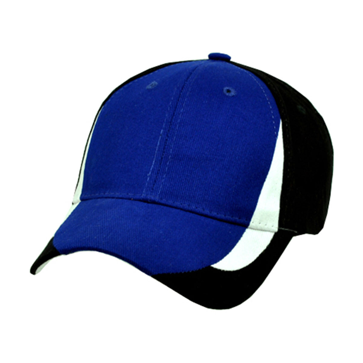 Tribeca Cap-Royal / White / Black
