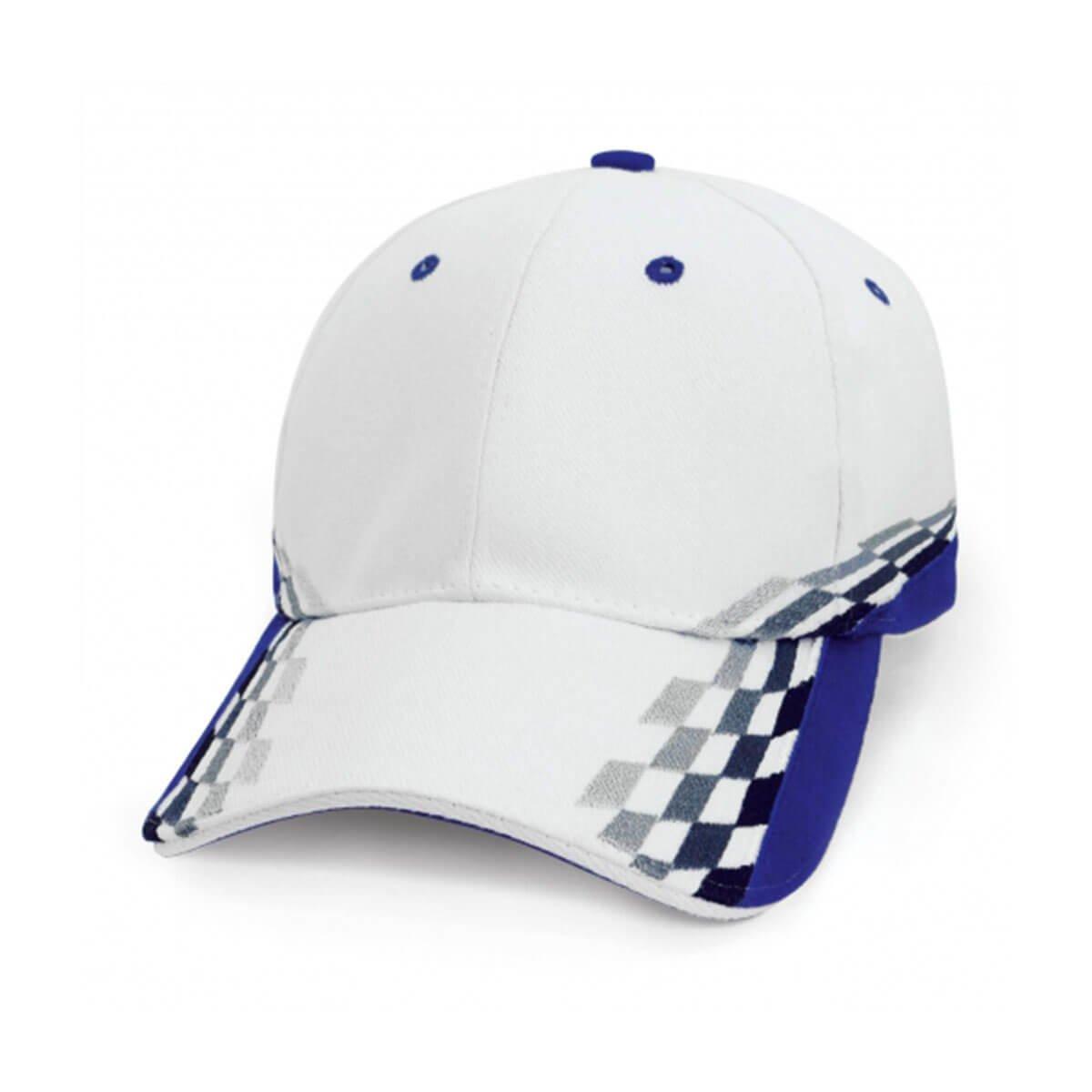 Torino Cap-White / Royal