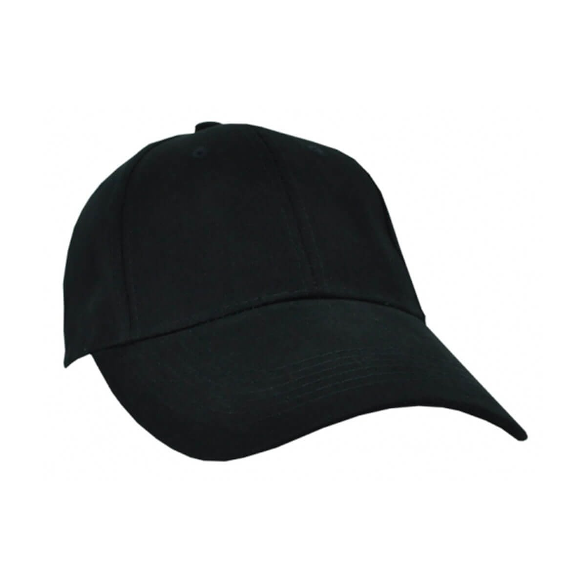 Long Peak Cap-Black