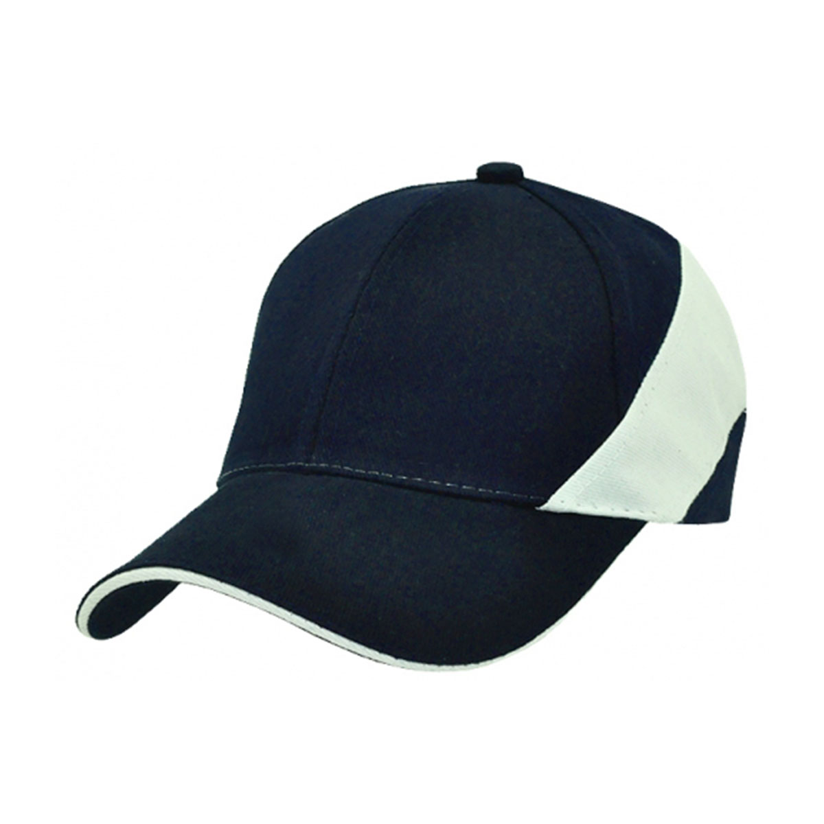 HBC Wrap Around Cap-Navy / White
